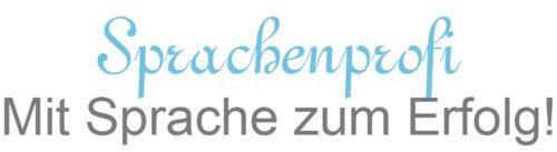 Logo Sprachenprofi grau Kopie